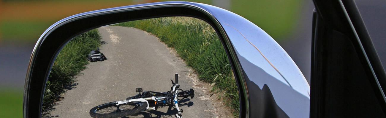 Cyclistes, pensez aux angles morts !