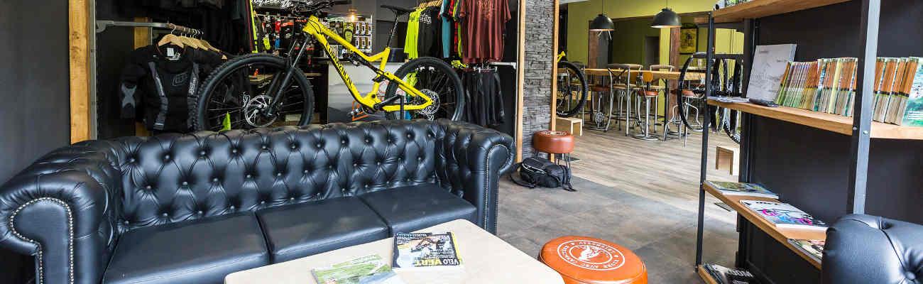 Bike & Py, le premier café cycliste dans les Pyrénées