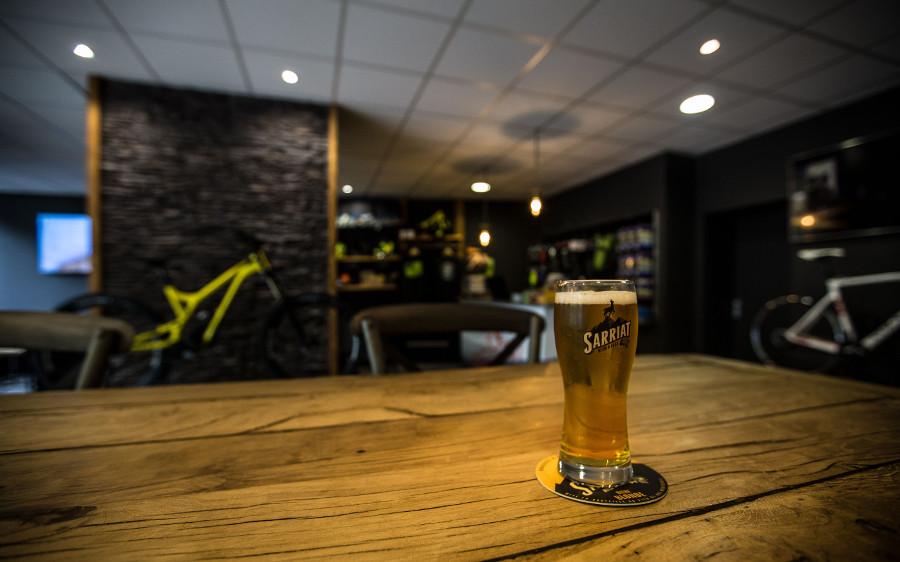 Bike & Py Le café vélo à Lourdes