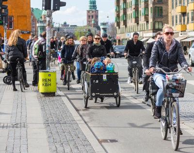 Copenhague en tête du classement Copenhagenize