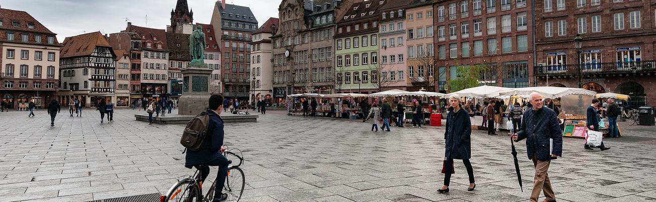 Infraction vélo à Strasbourg : test de la réduction d'amende cycliste