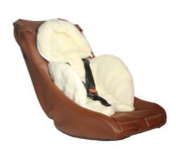 siège confort plus cuir 0-9 mois