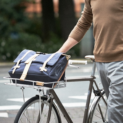 Porte-bagages vélo vintage Portland Basil