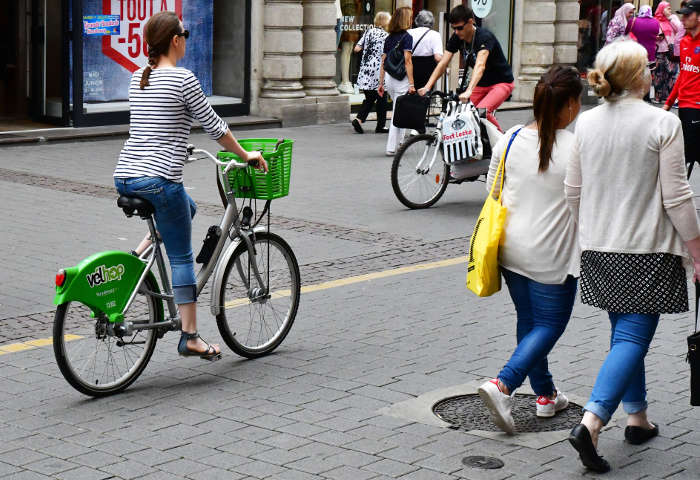 Strasbourg, ville vélo n°1