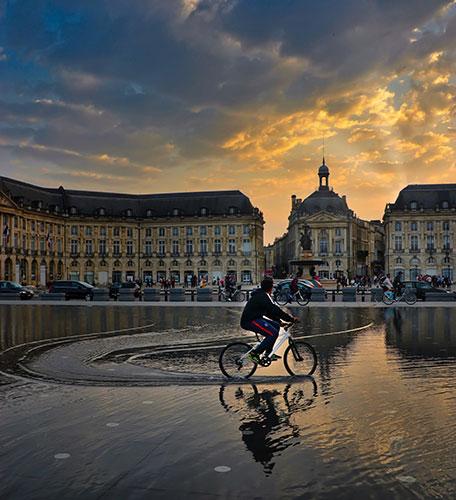 Bordeaux reste dans le peloton de tête des villes cyclables en France