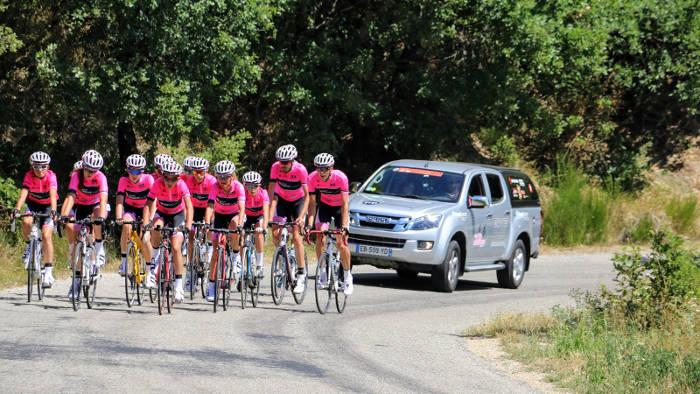 Une aventure à vélo riche en émotions pour ces P'tits Ambassadeurs