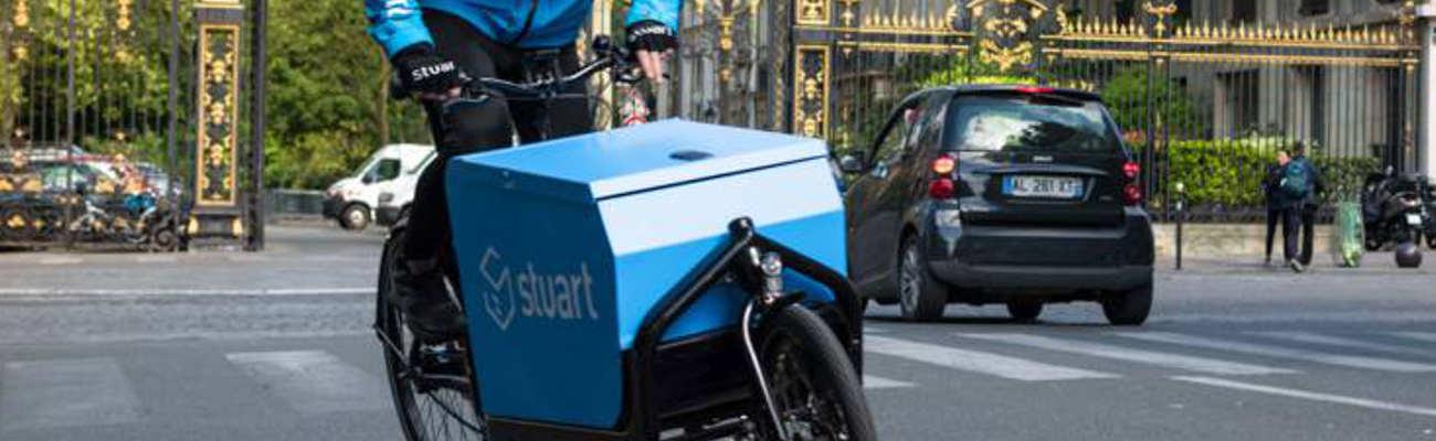 Les commerçants de plus en plus friands de la livraison urbaine à vélo