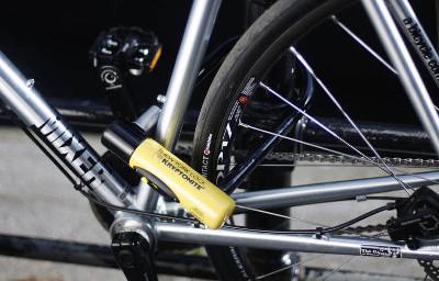 Antivol vélo sécurité maximale New York STD LS Kryptonite