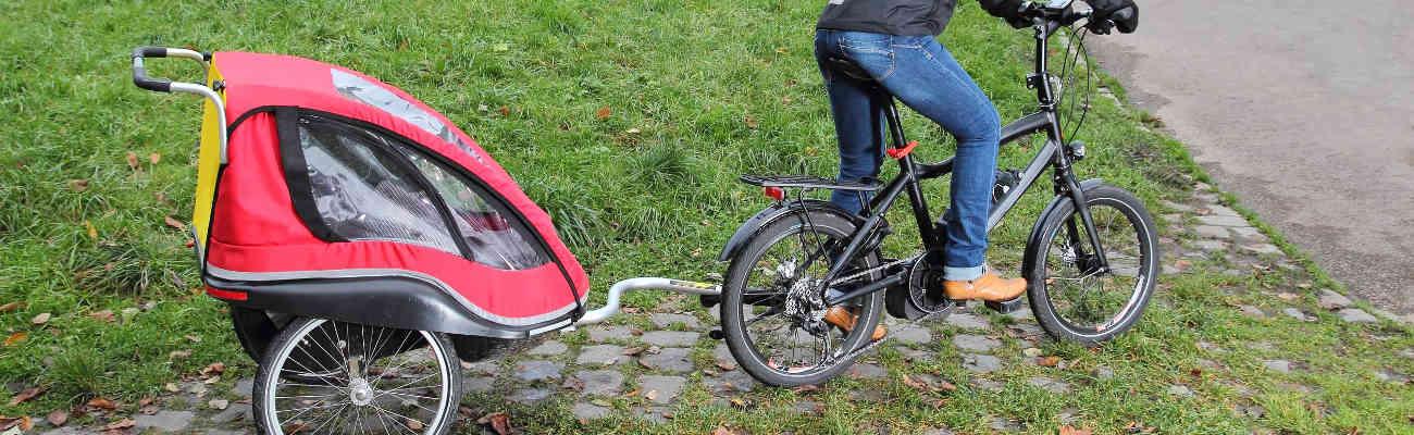 Casque remorque vélo : le port du casque vélo obligatoire pour les passagers