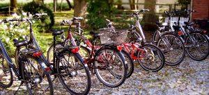 Le vélo se gare plus aisément