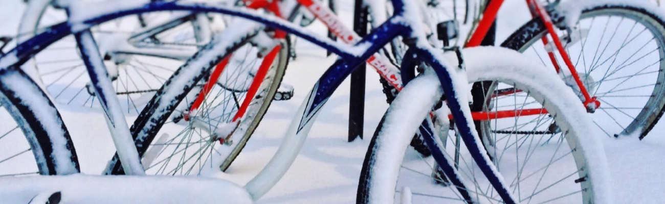 Hiver à vélo : les conseils pour rouler au chaud et en toute sécurité