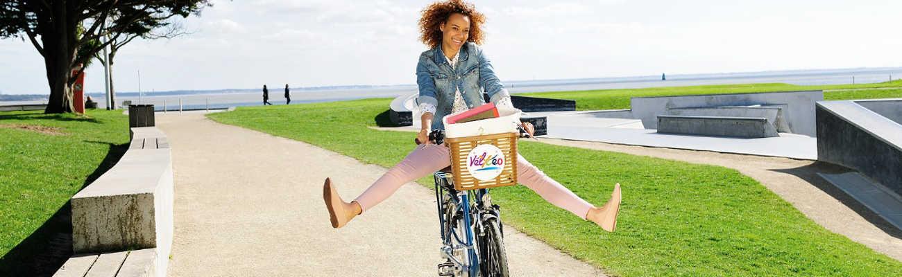 La ville de Saint-Nazaire loue des vélos électriques