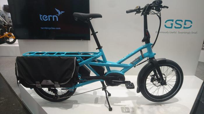 Vélo exposé à l'Eurobike