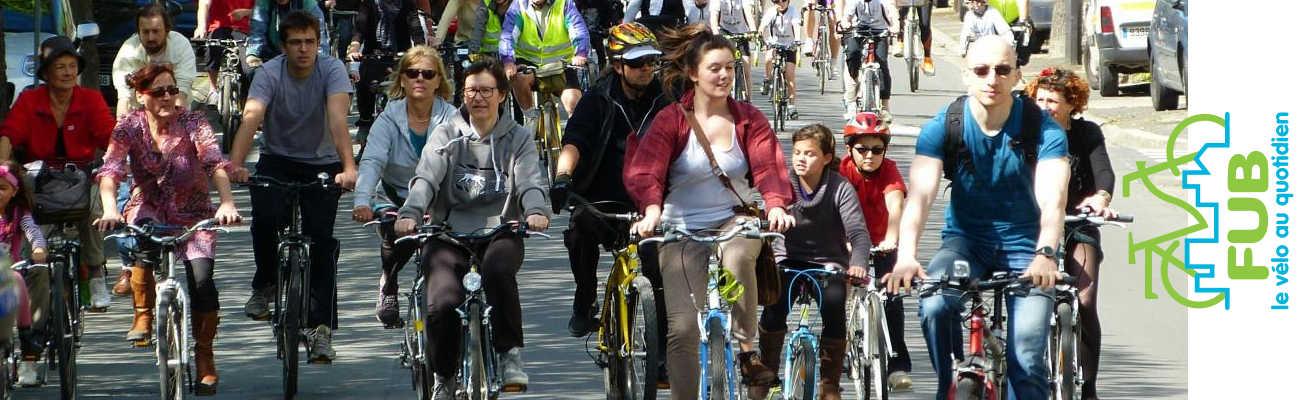 Connaissez-vous la Fédération française des usagers de la bicyclette (FUB) ?