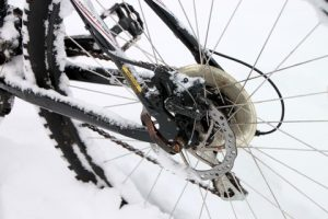 Les conseil pour faire du vélo en hiver malgré la neige