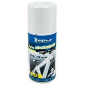 Spray réfléchissant Michelin pour plus de visibilité à vélo