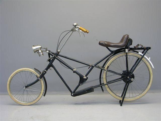 Vélos insolites : un vélo électrique?