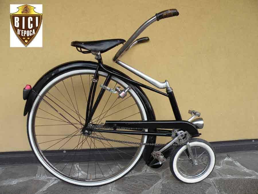 Vélos insolites : Un vélo électrique