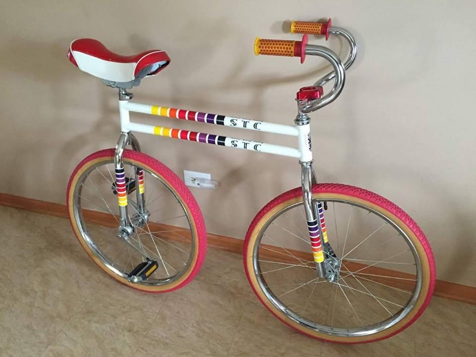 Vélos insolites : Vélo sans la chaîne