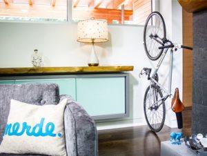 Clug :un range-vélo design pour stationner votre monture