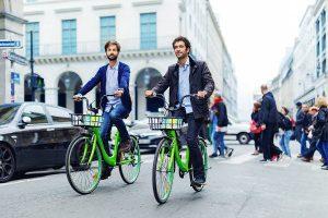 Gobee.bike débarque à Paris
