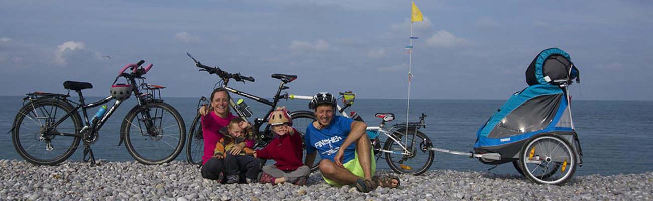 Graines de baroudeurs dresse le bilan de son voyage à vélo en famille de 8000 km
