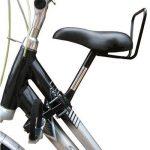 La selle sur cadre de vélo sans barre horizontale