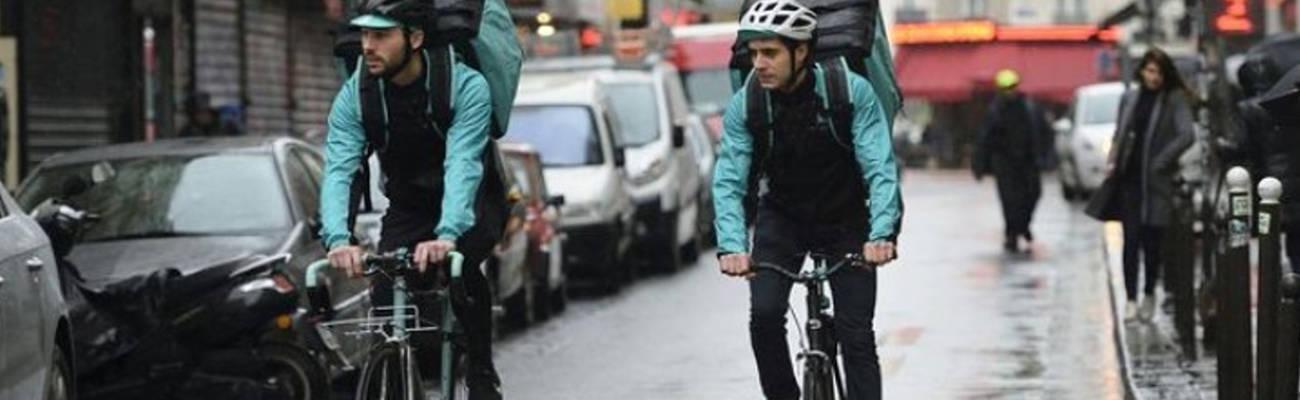Focus sur le syndicat des coursiers à vélo