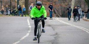 Le vent impose t-il un bilan auditif pour cycliste ?