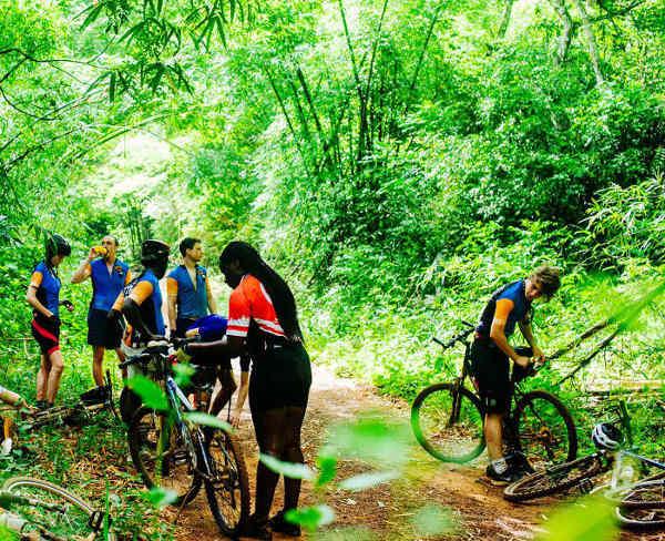 Le défi vélo WACC