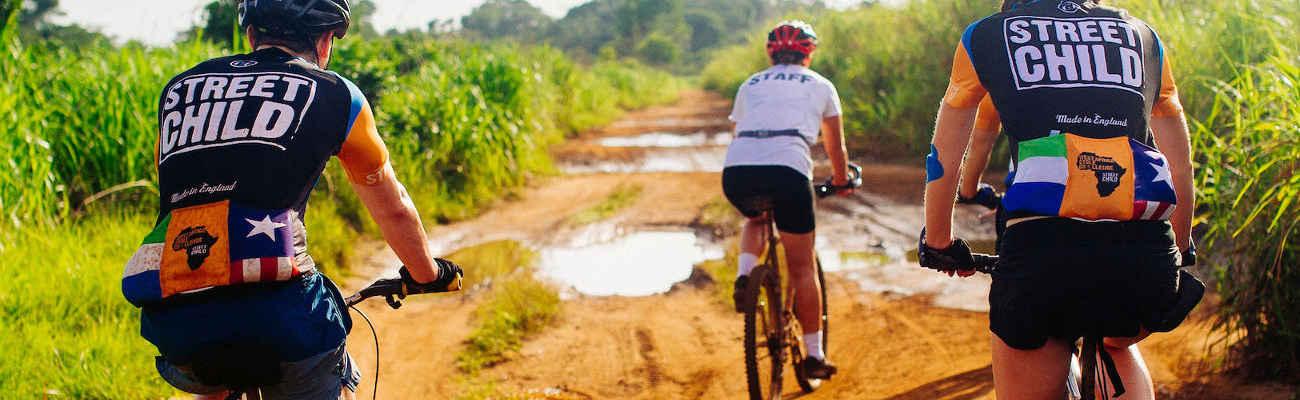 West Africa Cycle Challenge, un défi vélo solidaire de 300 km