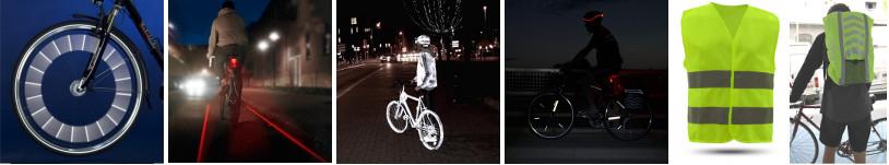 Se signaler à vélo