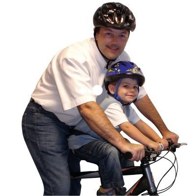 selle enfant sur cadre vélo