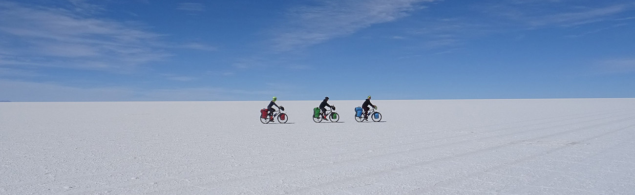 Water Wheels dresse le bilan de ses 6 mois passés à vélo