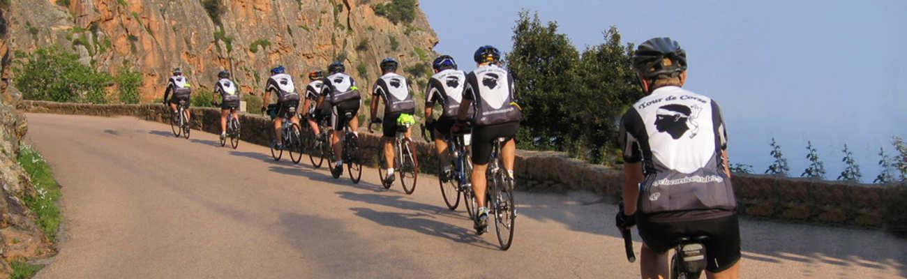 Un itinéraire vélo transfrontalier pour développer le cyclotourisme corse