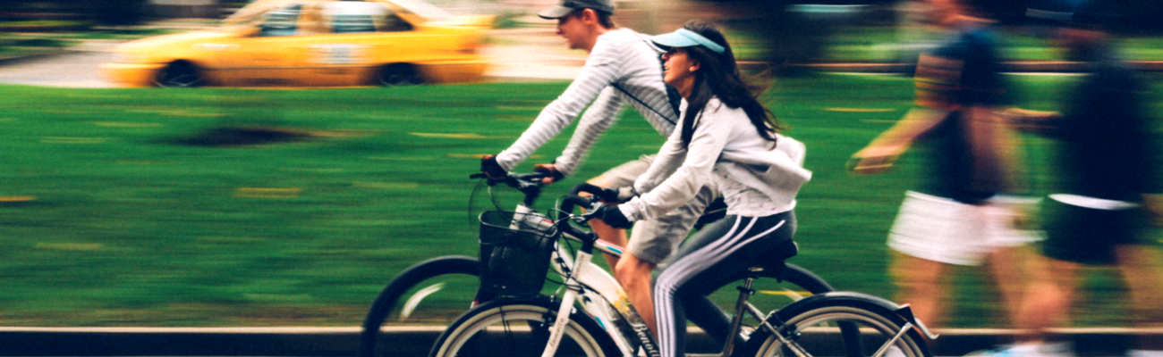 Aller au travail à vélo équivaut à 5 séances de sport par semaine
