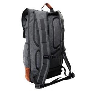 Le sac à dos lumineux pour cycliste MoonRide, un sac pratique et confortable à la fois