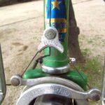 Etrier vélo à tirage central