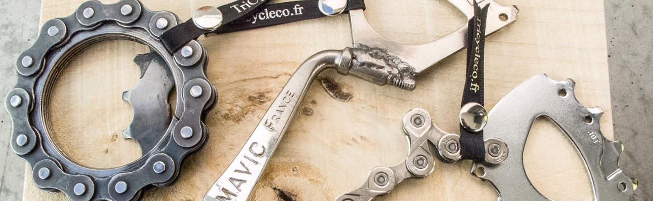 TriCyclÉco: créateur, recycleur de (et à) vélo