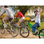 Le Follow Me un système d'attelage entre vélos enfant parent
