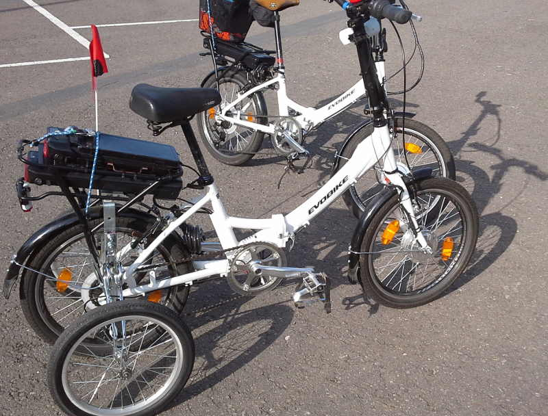 Roues de vélo stabilisatrices pour adulte