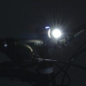 Eclairage vélo de nuit