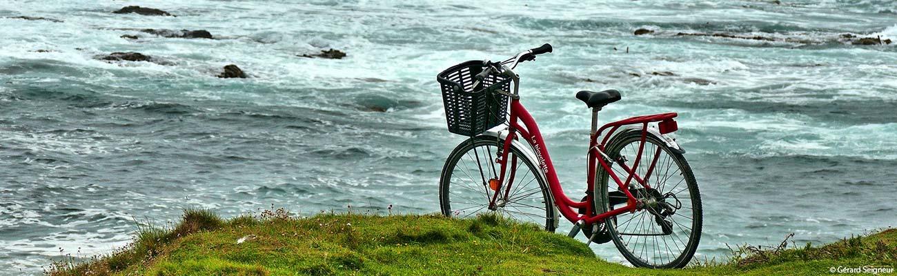 EuroVelo 4 : l'itinéraire vélo à l'assaut de la Manche