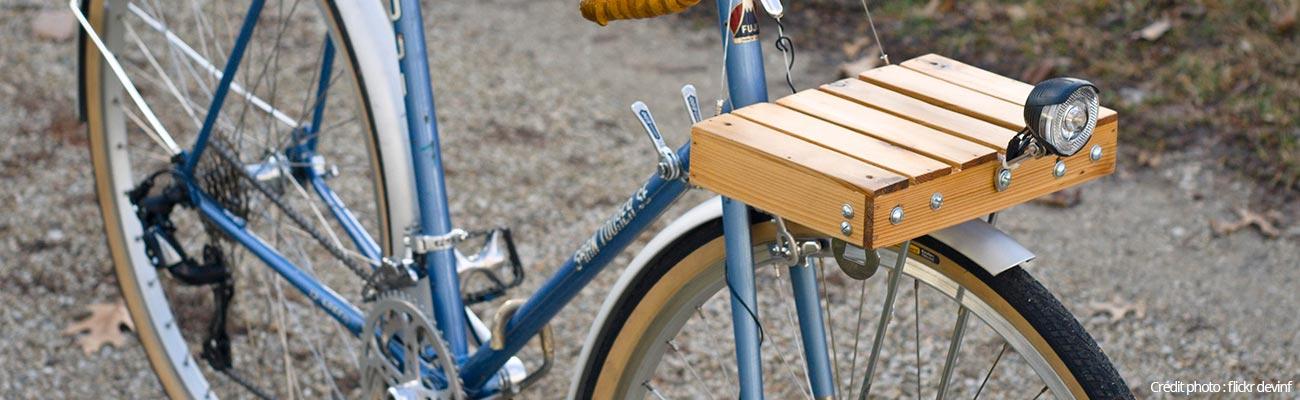 Conseils pour réparer un éclairage vélo dynamo sur roue