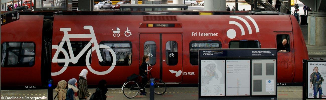 Europe : quelle place pour les vélos dans les trains ?