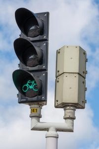 Feu vert pour cyclistes en agglomération