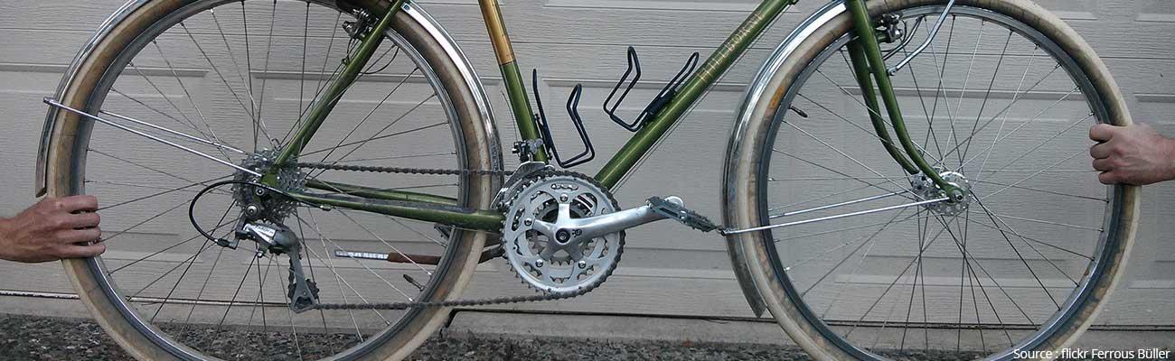 Vérifier l'état général d'un vélo en 5 minutes