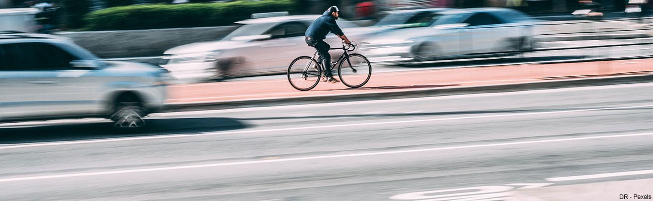 Une amélioration du réseau cyclable pourrait sauver 10 000 vies par an