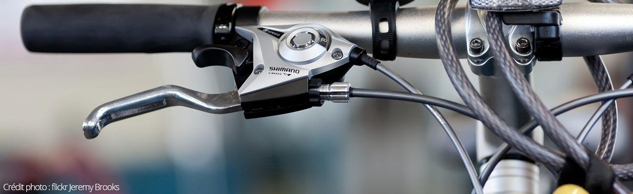 Réviser l'état des freins de votre vélo