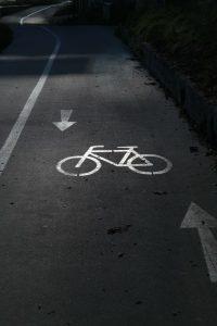 Aménagement cyclable pour les déplacements à vélo
